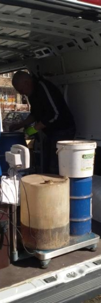 Summer campaign for collection of household hazardous waste in Veliko Turnovo municipality