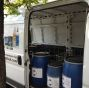 Mobile Point for Hazardous Waste from the Households in Pavlovo, 21 February 2020